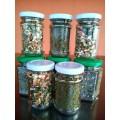 Vegeta 3B (Mix din 21 de leg. bio deshidr.: morcov,pastarnac,ardei,rosii,broccoli...etc.)/b200ml.
